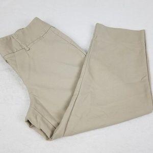 Dana Buchman Signature Womens Capri Pants Size 8